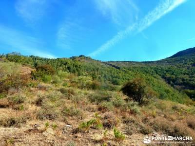 Pico Santuy; El Cerrón; turismo sierra de madrid;